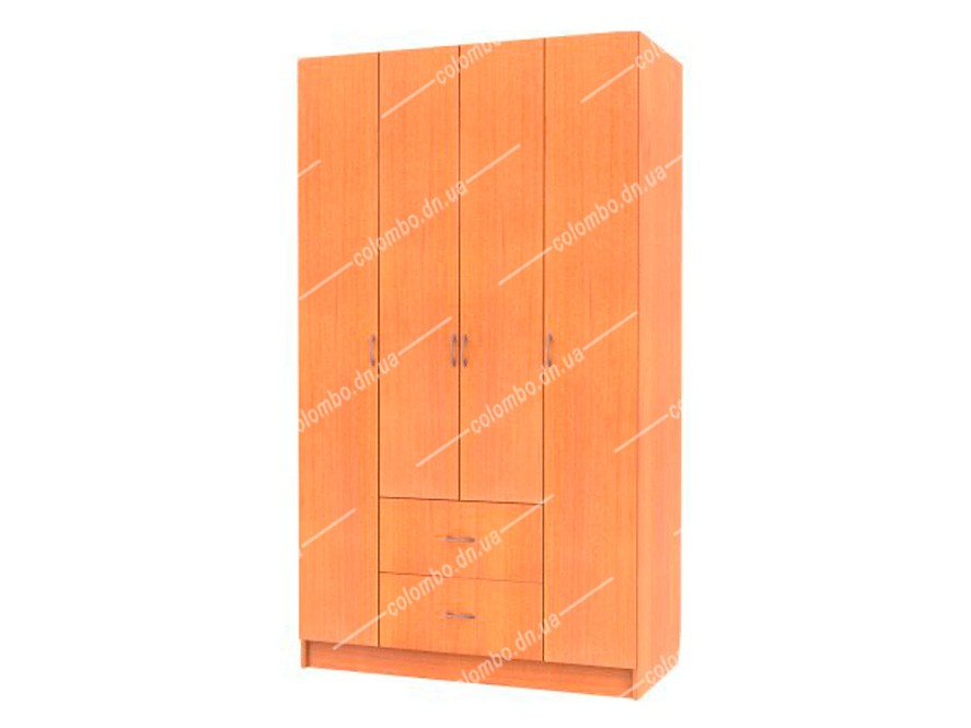 Шкаф распашной 4 ств