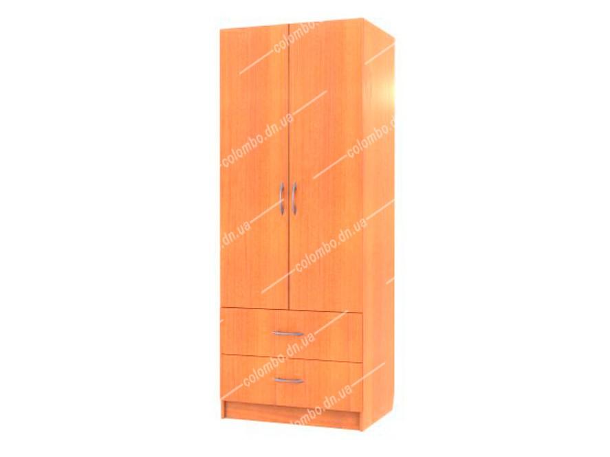 """Шкаф распашной 2-ух створчатый с ящиками, мф """"Artex"""""""