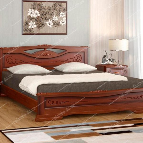 Кровать Елена-3 Браво мебель Донецк Макеевка ДНР Colombo
