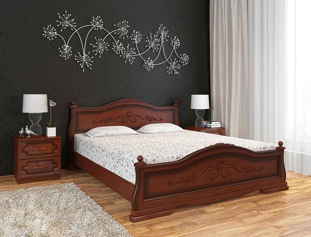 Кровать карина-1 Браво мебель Донецк Макеевка ДНР Colombo