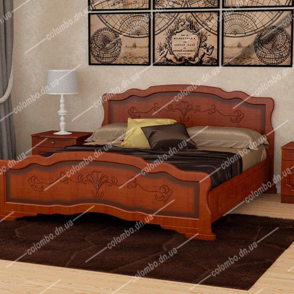 Кровать Карина-6 Браво мебель Донецк Макеевка ДНР Colombo