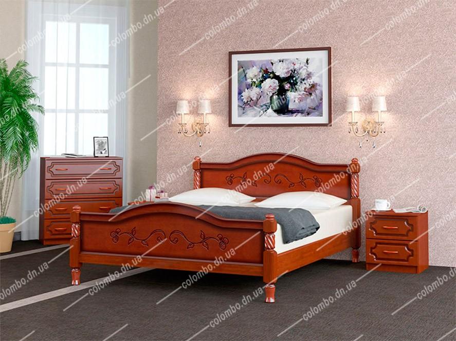 Кровать Карина-9 Браво мебель Донецк Макеевка ДНР Colombo