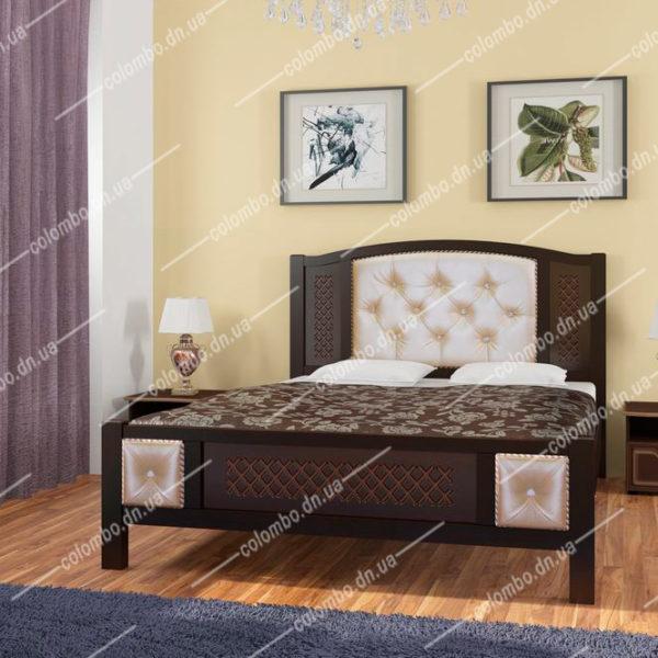 Кровать Мелания-1 Браво мебель Донецк Макеевка ДНР Colombo
