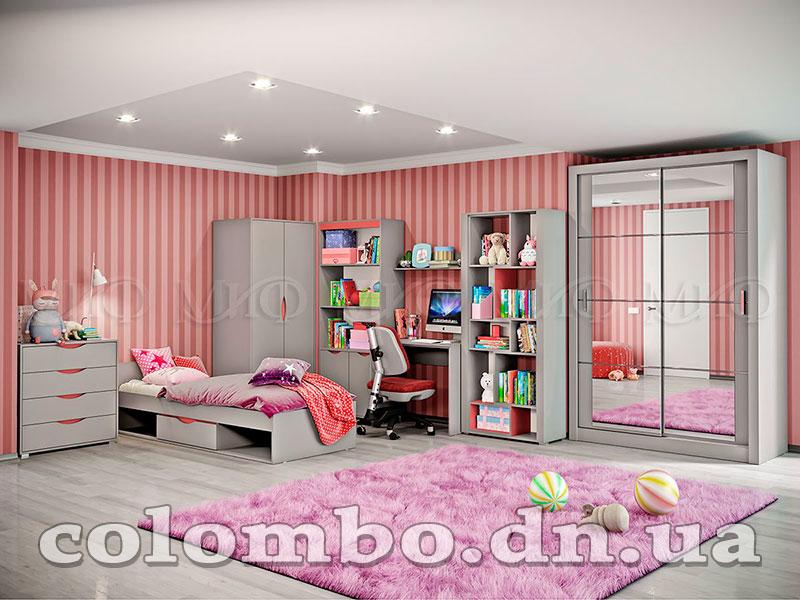 Детская мебель Неаполь