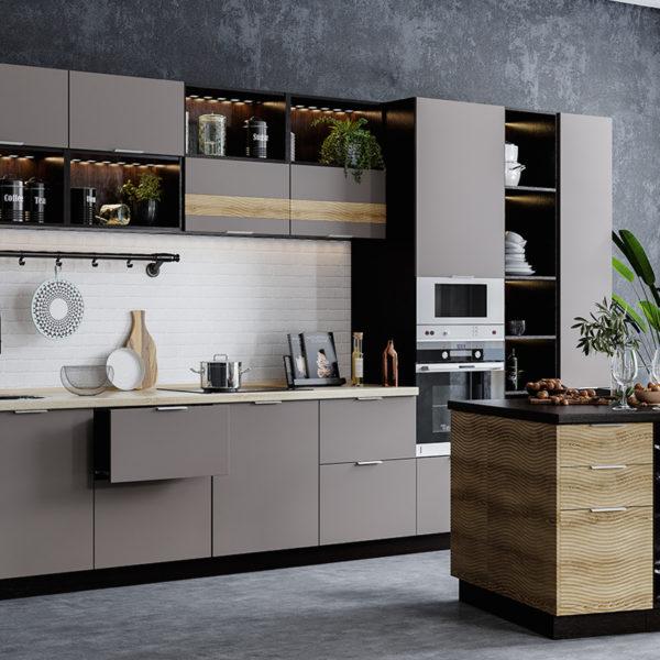 Кухня Terra soft