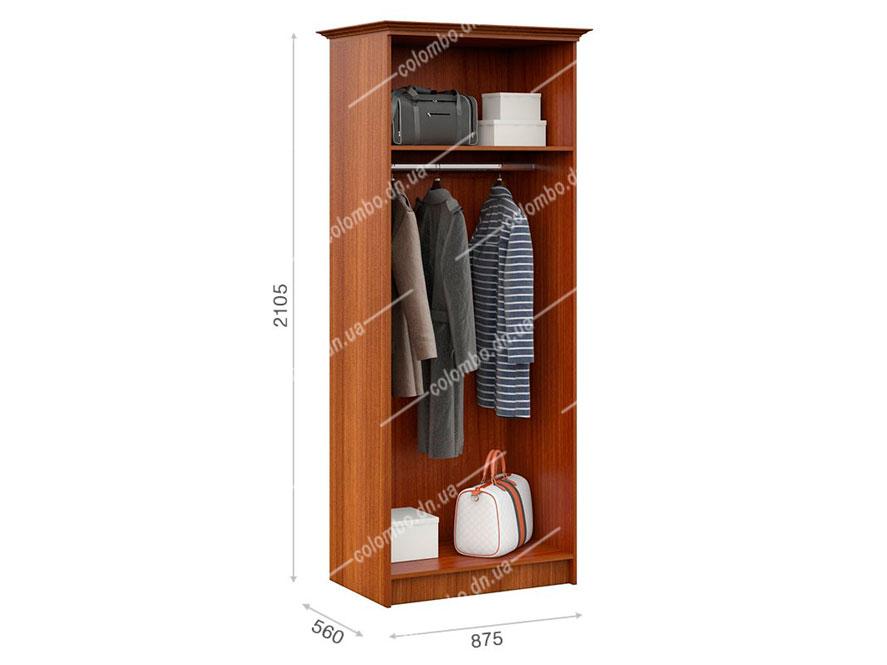 Шкаф 2-ух створчатый Тоскана