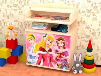 Комоды в детскую комнату