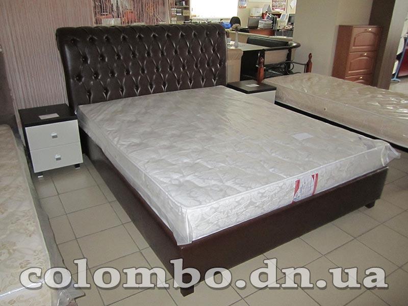 """Двуспальная кровать """"Марго"""", мк """"AMK group"""""""