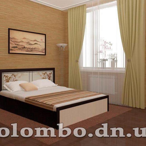 """Двуспальная кровать """"Мальта"""", мф """"Миф"""""""