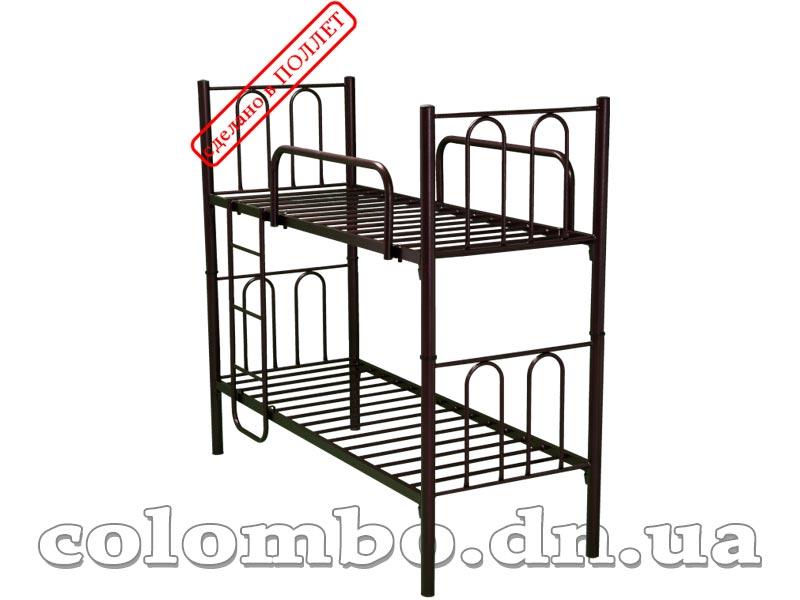 Кровать двухъярусная Чук и Гек