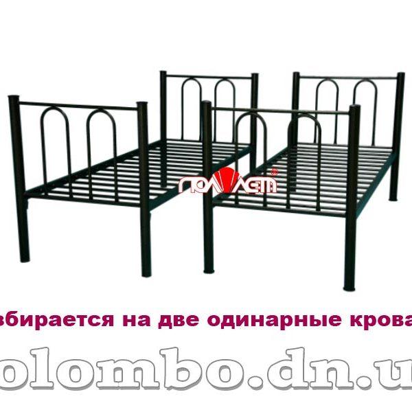 """Кровать двухъярусная """"Чук и Гек"""""""