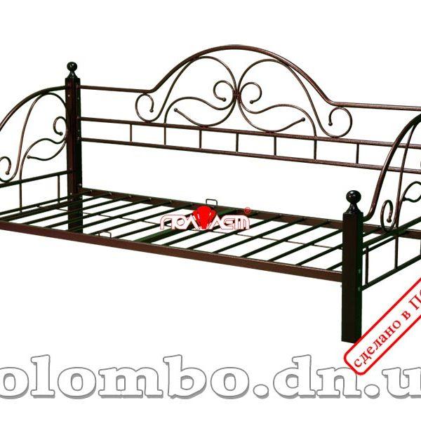 Кровать односпальная Сильва-3