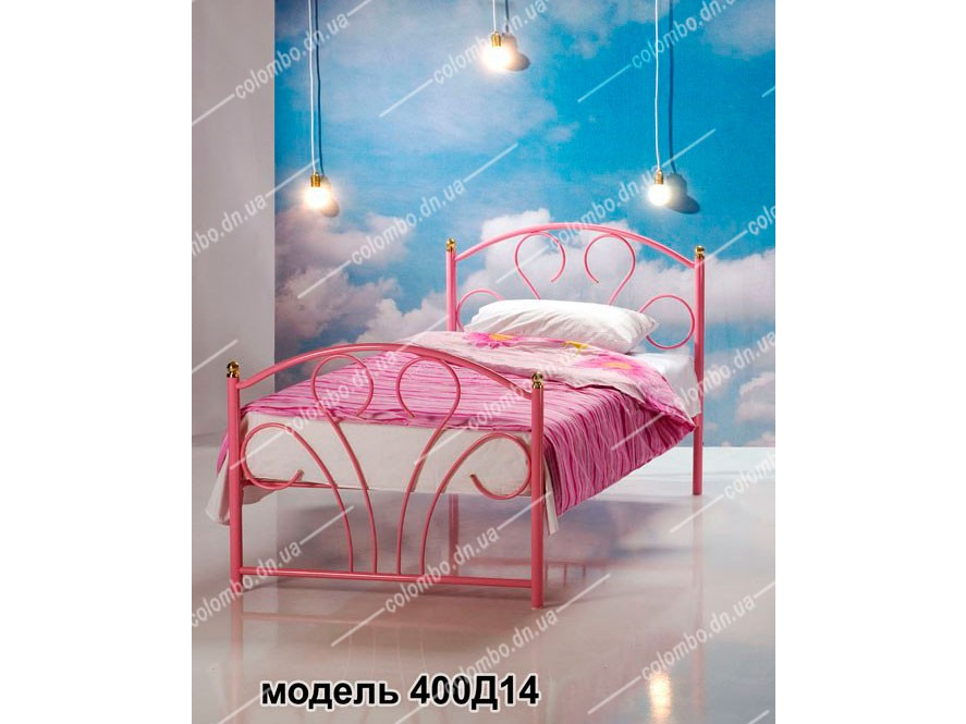 Кровать односпальная 400Д14 Донбасс-Либерти донецк ДНР Colombo
