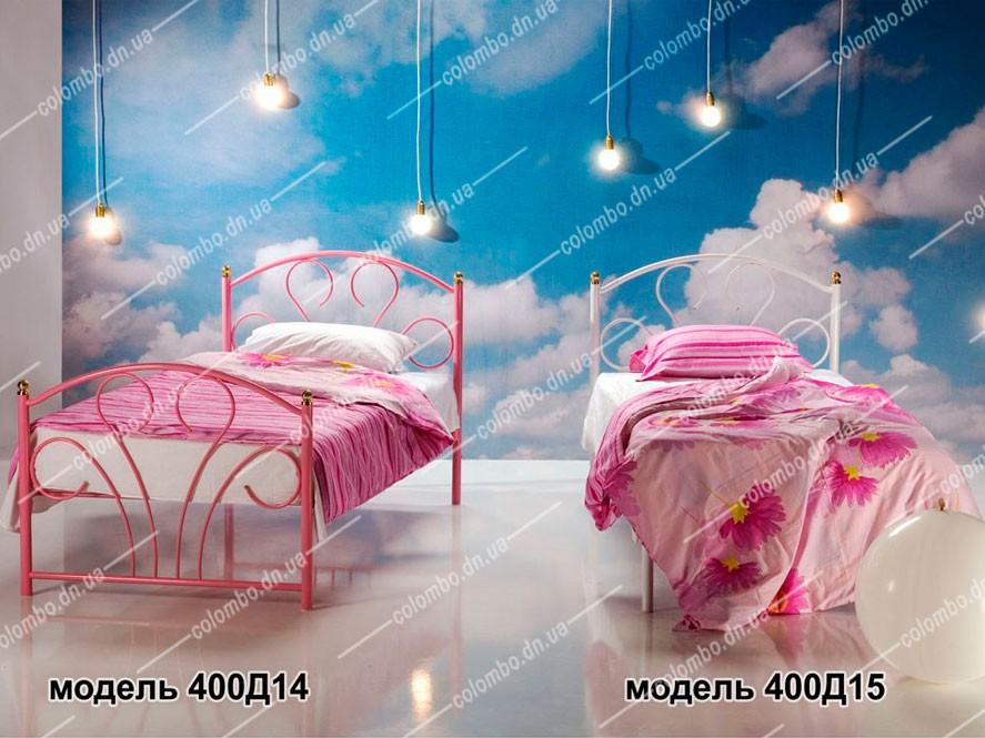 """Кровать односпальная Liberty """"400Д14"""", мф """"Донбасс-Либерти"""""""