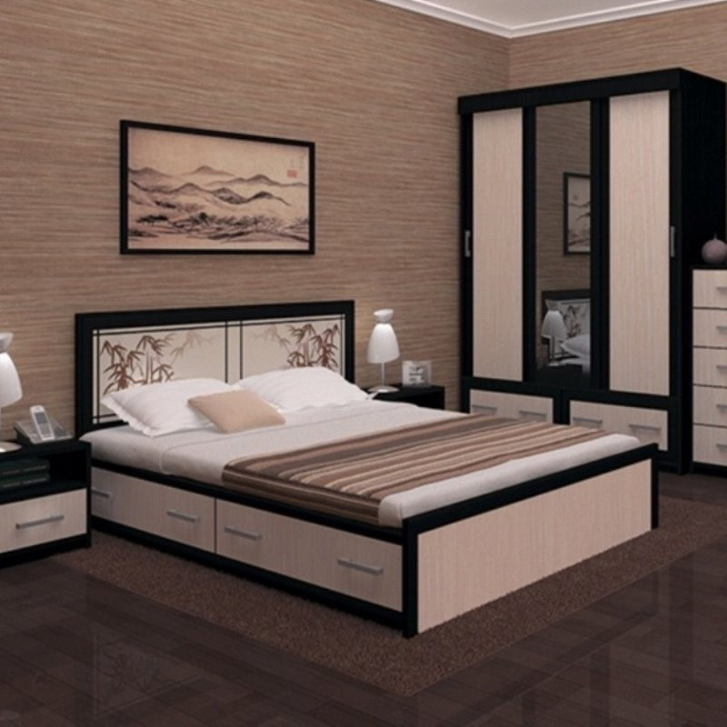 """Двуспальная кровать """"Мальта"""""""