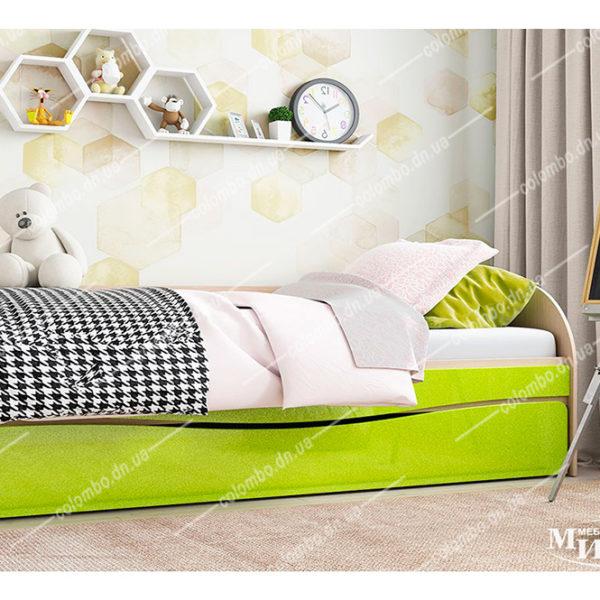 Кровать с выкатным спальным местом