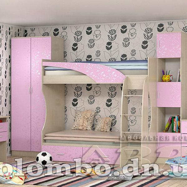 """Детская мебель """"Беби-2"""", мф """"ВВР"""""""