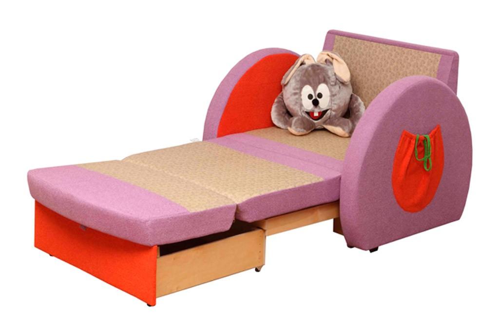 Детский диван-тахта Мася-8 Кролик