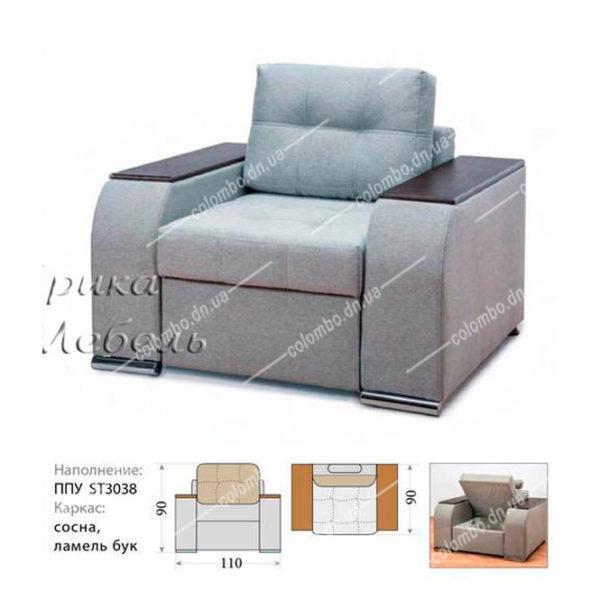 Кресло Хилтон к угловому дивану