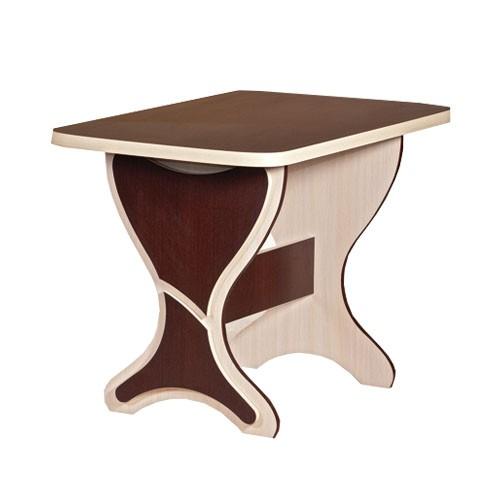 "Кухонный стол ""С-5"", мф ""Mobili&Vetro"""