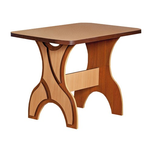 "Кухонный стол ""С-6"", мф ""Mobili&Vetro"""