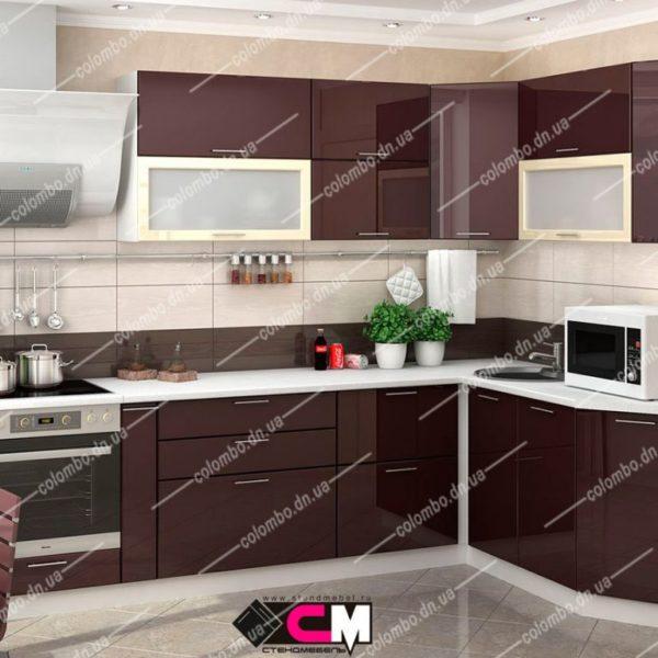 Модульная кухня Ксения СтендМебель Донецк Colombo