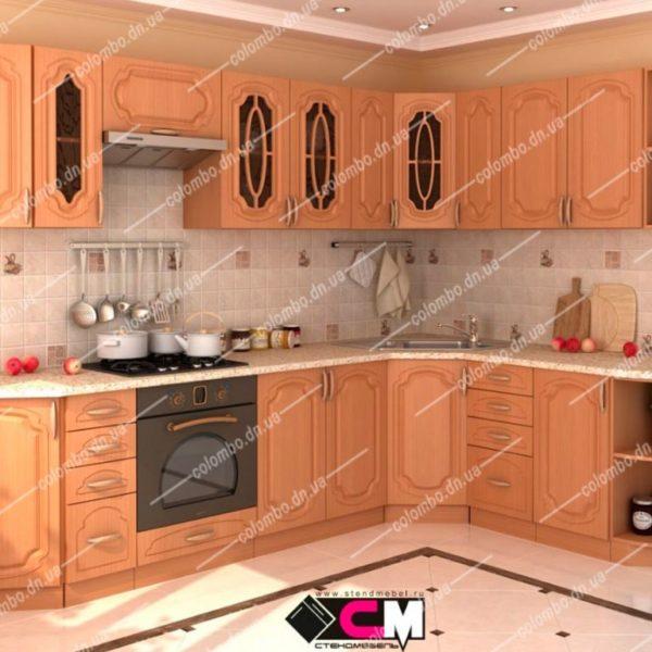 Модульная кухня Лира СтендМебель Донецк Colombo