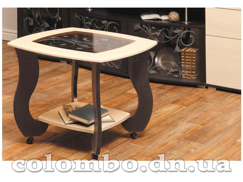 Журнальный стол Сатурн-М01 с рисунком