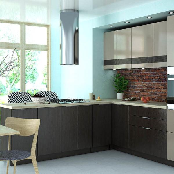 "Кухня ""Terra gloss"""