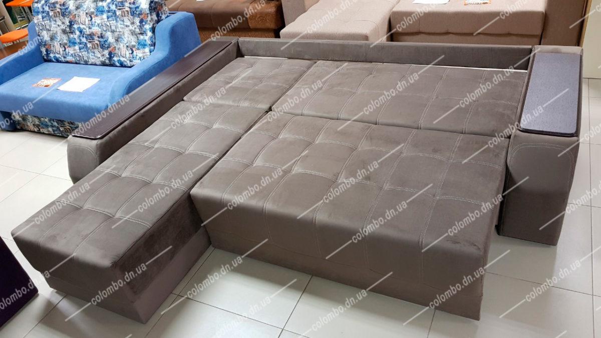 Угловой диван Шанель
