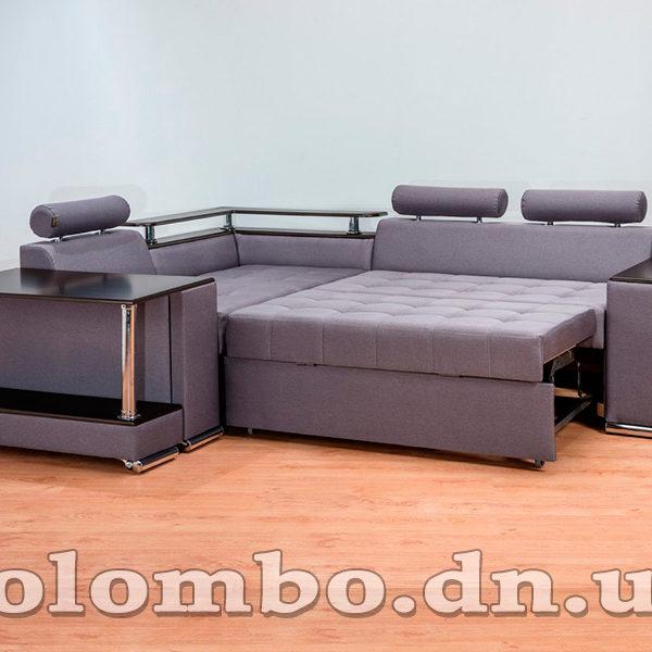 Угловой диван Хилтон-2