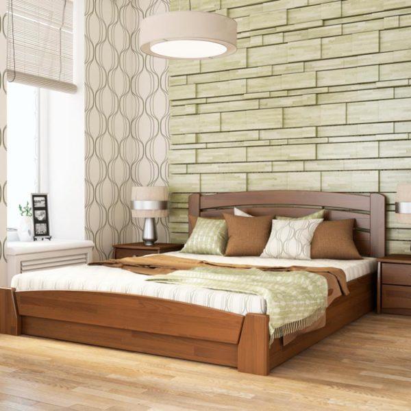 Кровать Селена аури с подъёмным механизмом Woodmarket Донецк Макеевка ДНР Colombo