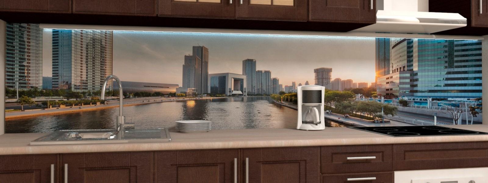 Стеновые панели для кухни из МДФ