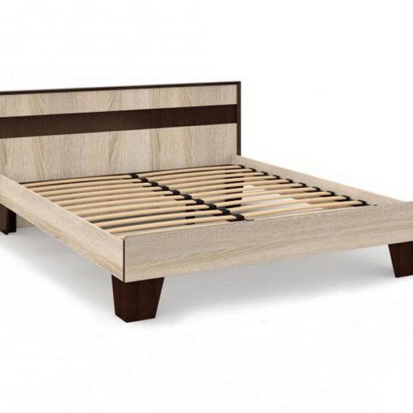 """Двуспальная кровать """"Эшли"""""""