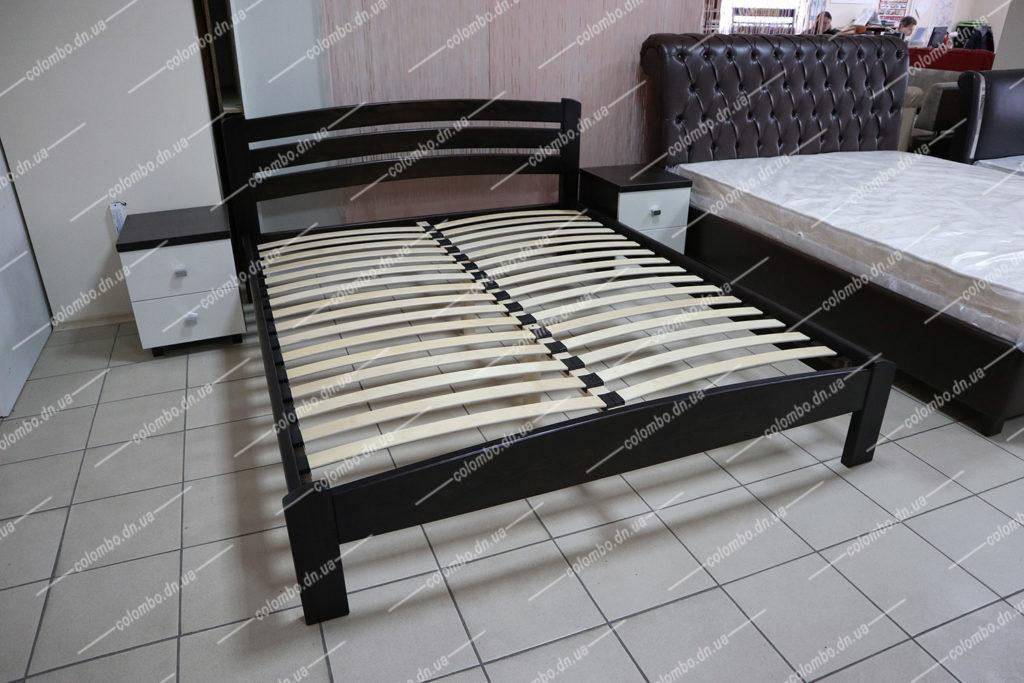 Двуспальная деревянная кровать София Вудмаркет Донецк Макеевка Gjhnajkbj Сщдщьищ