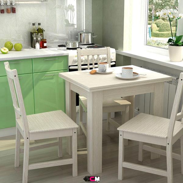 Стол кухонный раскладной СтендМебель Донецк ДНР Colombo