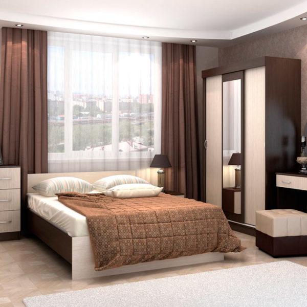 Спальня Бася Сурская мебель Донецк ДНР Colombo