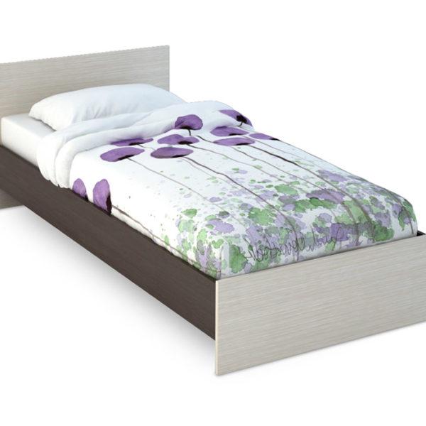 Односпальная кровать Бася Сурская мебель Донецк ДНР Colombo