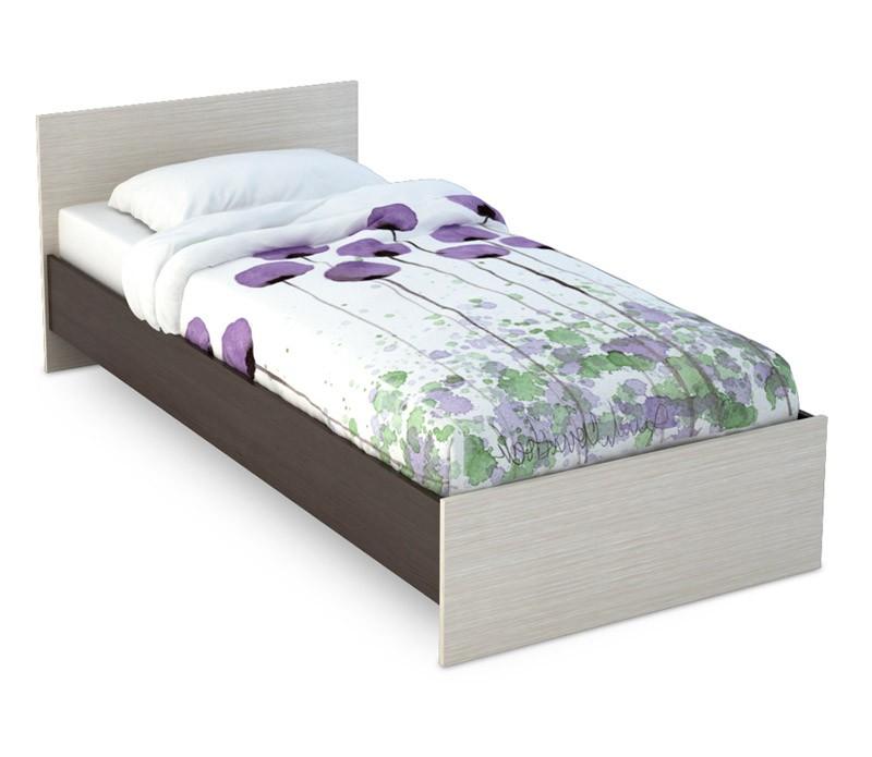 Кровать односпальная Бася