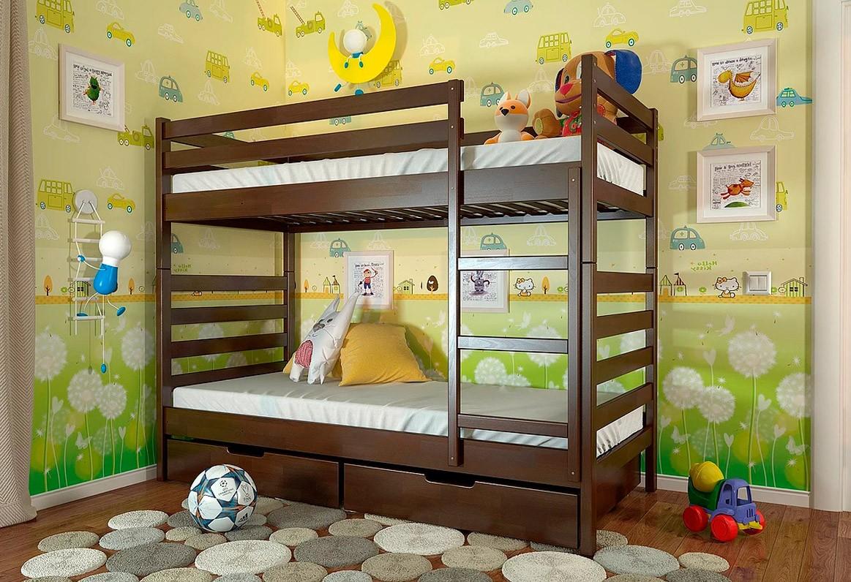 Двухъярусная кровать Рио Woodmarket 24 Донецк ДНР Colombo