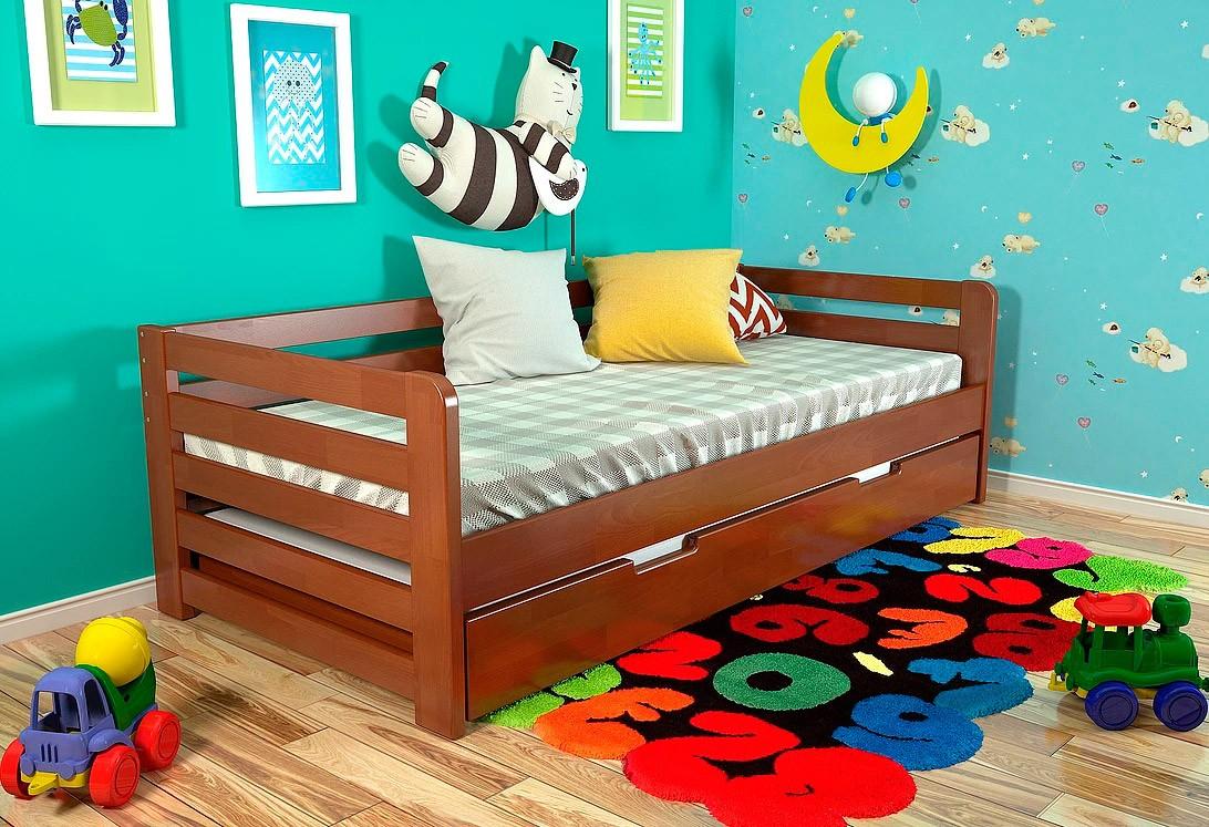кровать односпальная немо Woodmarket 24 Донецк ДНР Colombo