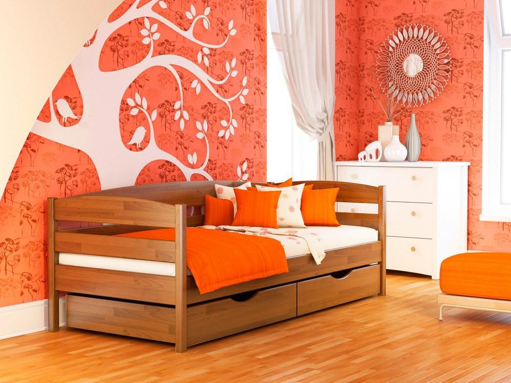 кровать односпальная нота Woodmarket 24 Донецк ДНР Colombo