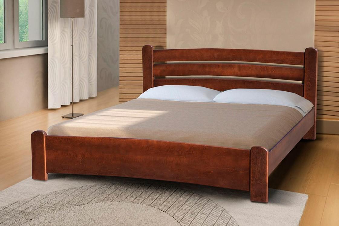 двуспальная деревянная кровать София Woodmarket 24 Донецк ДНР Colombo