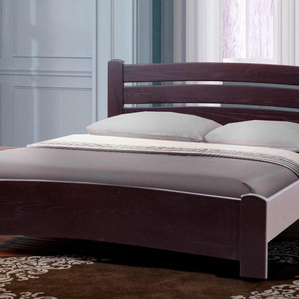 Кровать София массив