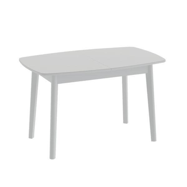Стол обеденный раздвижной со стеклом «Портофино-3»
