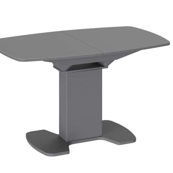 Стол обеденный раздвижной со стеклом «Портофино-8»