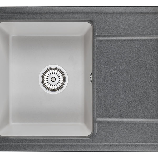 Кухонная мойка Granula HIBRID HI-65