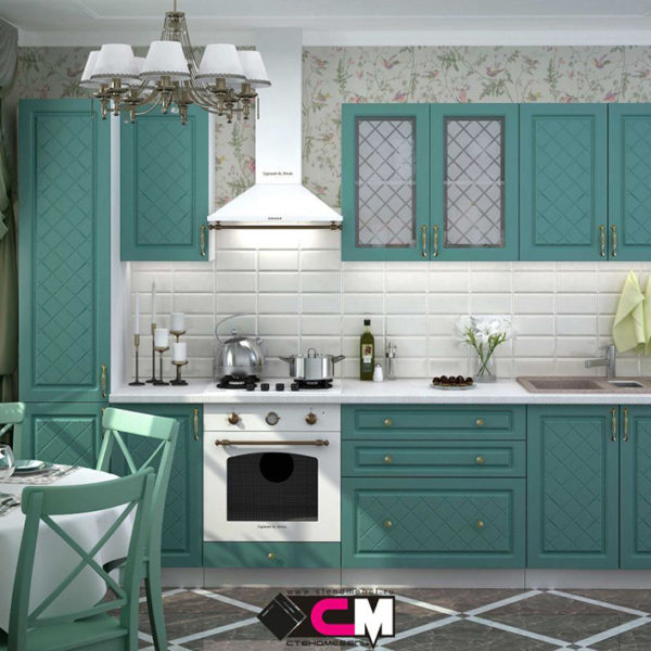 Кухня модена стенд мебель Донецк Макеевка ДНР Colombo