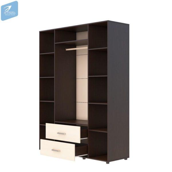 Шкаф ЭВА 3Х Створчатый (020)