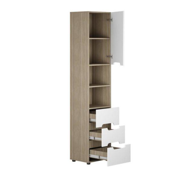 Шкаф комбинированный Палермо-3